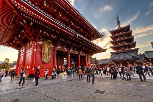 Sensoji-Temple-Tokyo